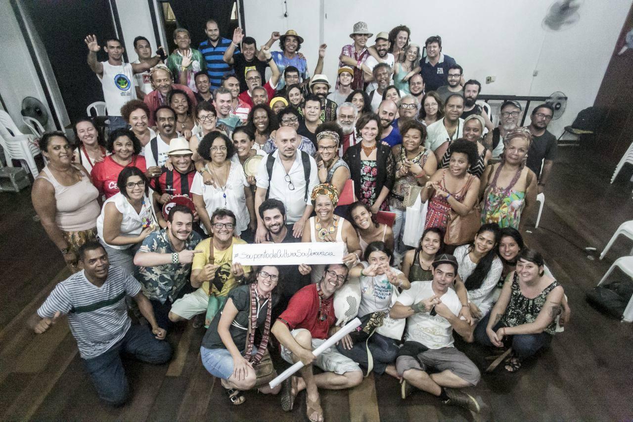 Encaminhamentos Comissão Nacional dos Pontos de Cultura – reunião Salvador – BA