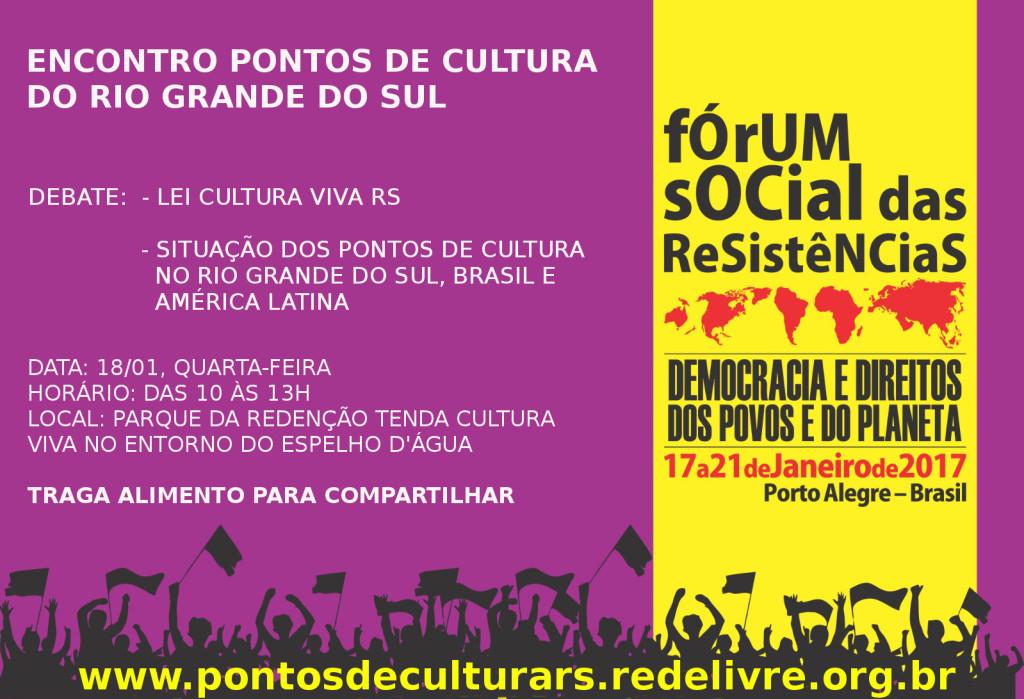 encontro pontos de cultura FSM