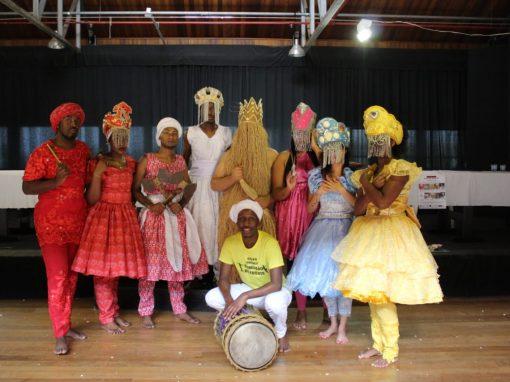 Ilê de Oxum e Grupo Ododuá